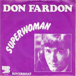 Don Fardon - Superwoman download mp3 flac